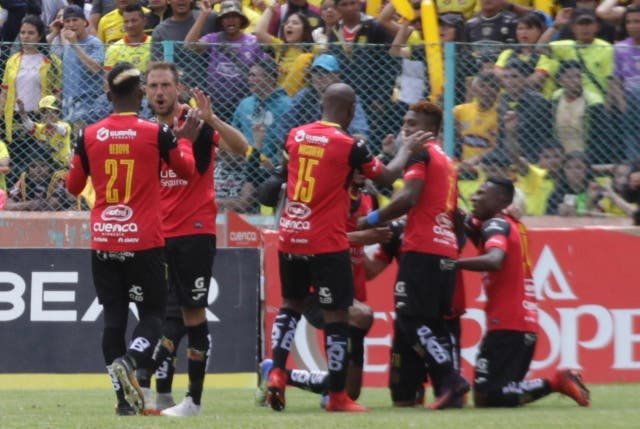 Deportivo Cuenca 28