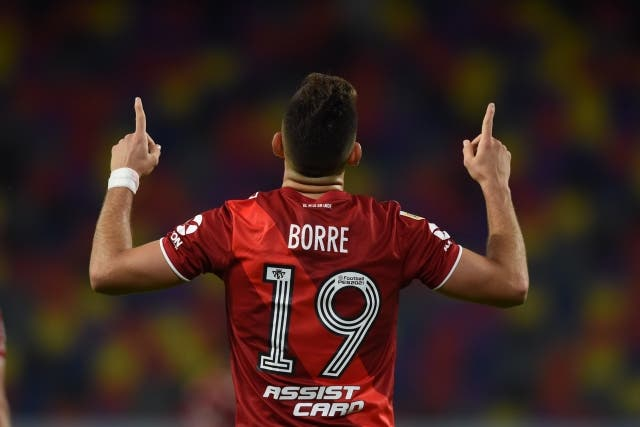 Rafael Santos Borre 2