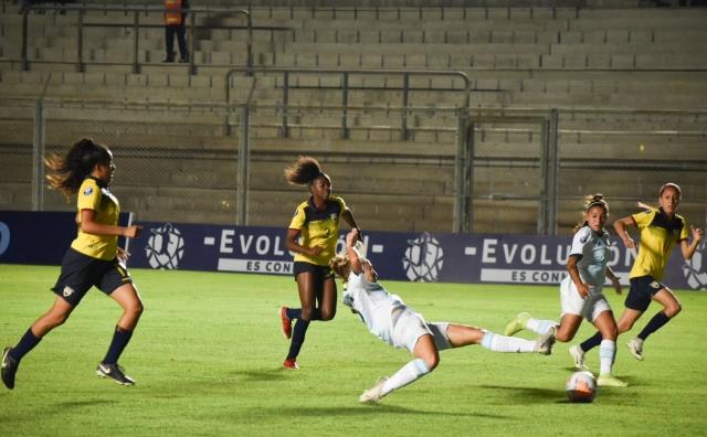 Ecuador Femenino Sub 20
