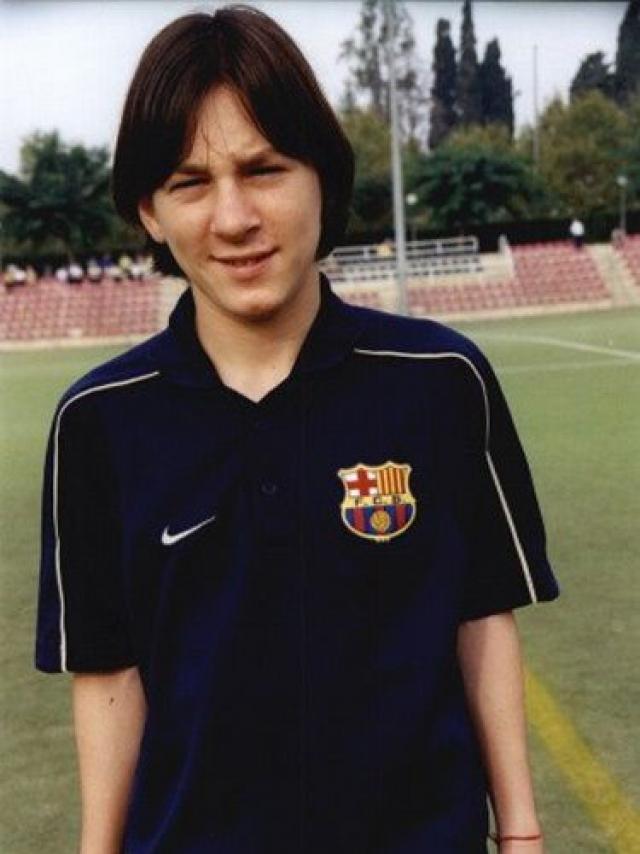 Lionel Messi 23
