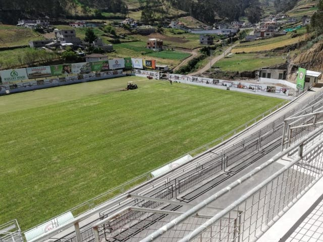 Estadio Mushuc Runa