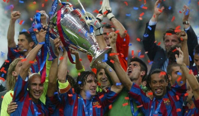 FC Barcelona 2006