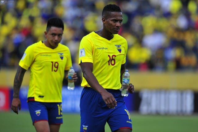 Antonio Valencia Sel 12