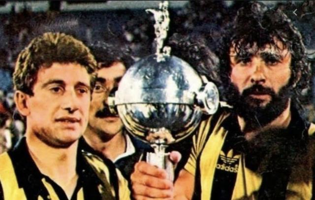Peñarol 1987