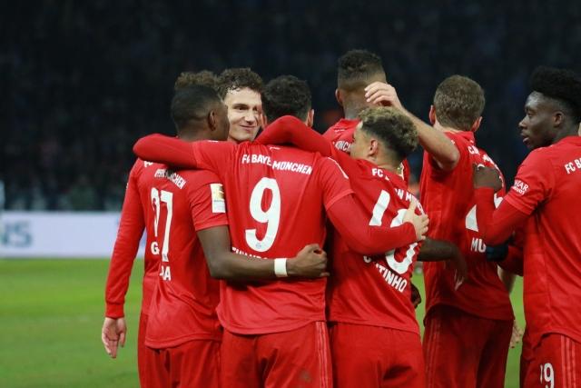 Bayern Munich 19