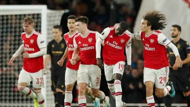 Arsenal 6