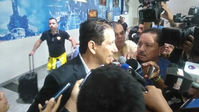 José Cevallos aeropuerto