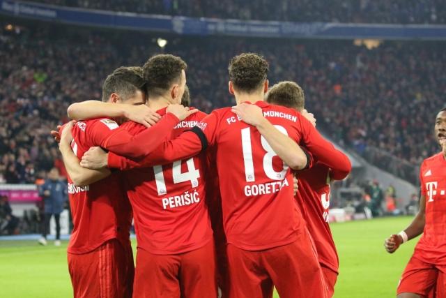 Bayern Múnich 6