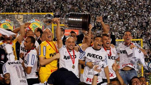 Corinthians 2012