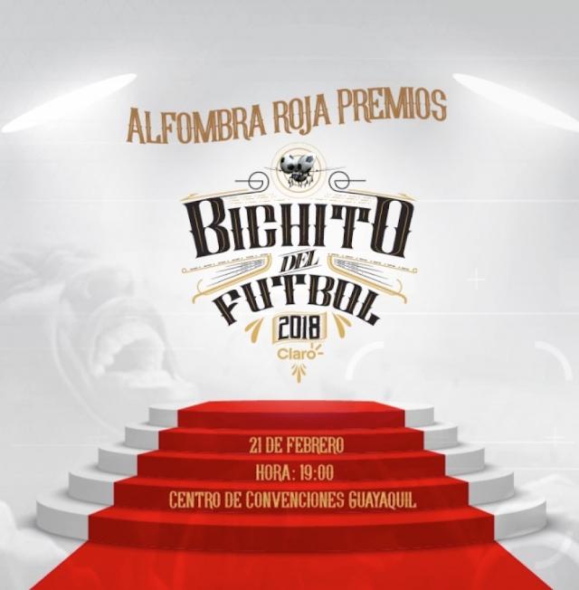 Bichito del Fútbol 2018 2