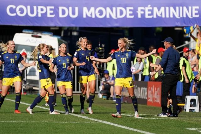 Suecia femenino