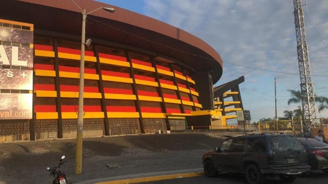 Estadio Monumental 3