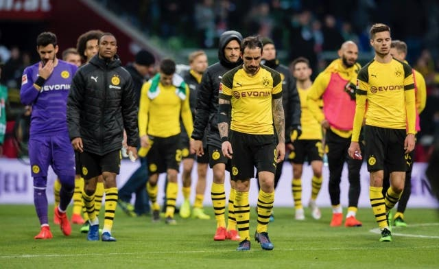 Borussia Dortmund 7