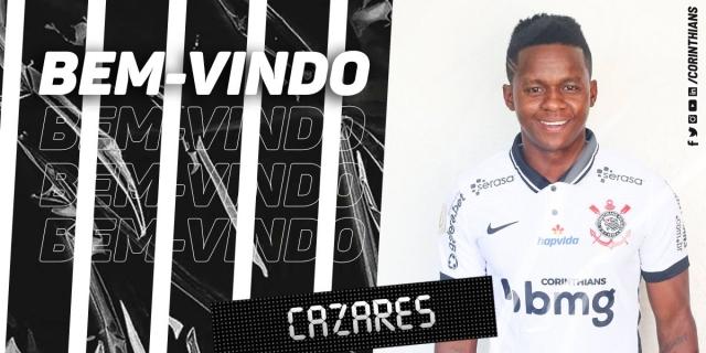Juan Cazares Corinthians