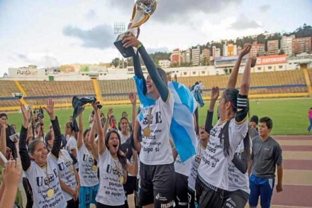 Unión Española Campeón Femenino