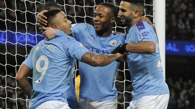 Manchester City 3