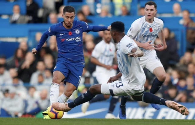 Eden Hazard 5