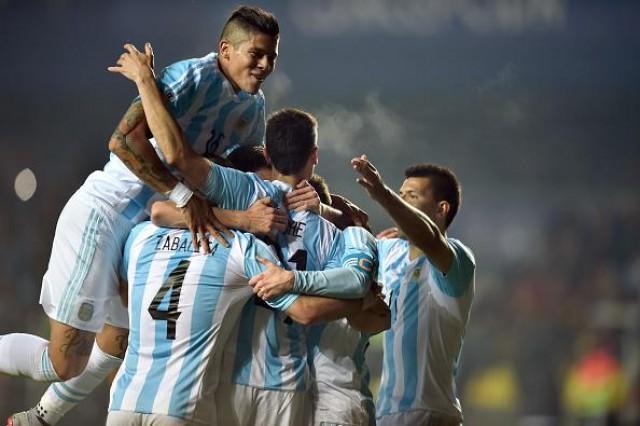 Seleccion Argentina 4