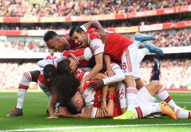 Arsenal 5
