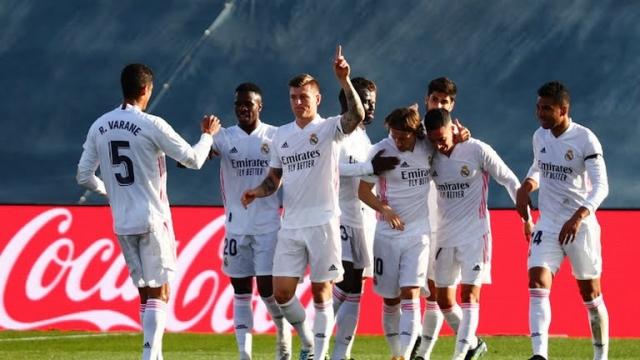 Real Madrid 9