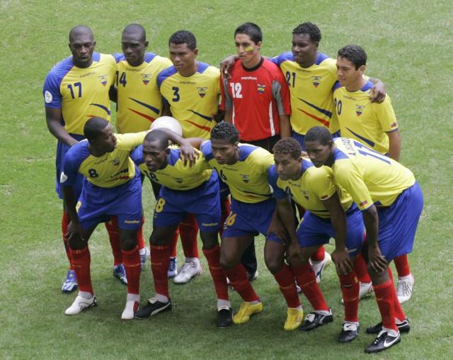 Ecuador histórico