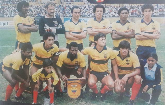 Ecuador 1985