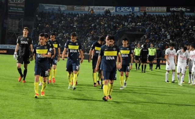 Boca Juniors vs Olimpia