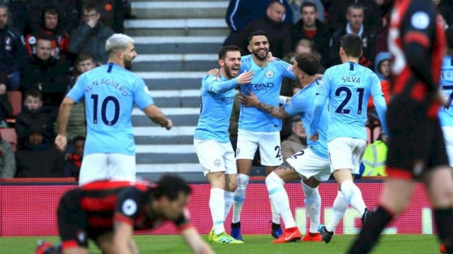 Manchester City 9