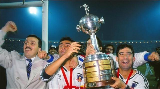 Colo Colo 1991