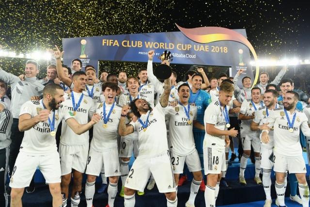 Real Madrid Campeón Mundial 2