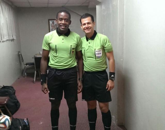 Arbitro Franklin Congo