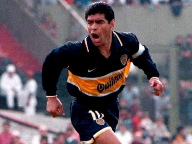 Diego Maradona 20