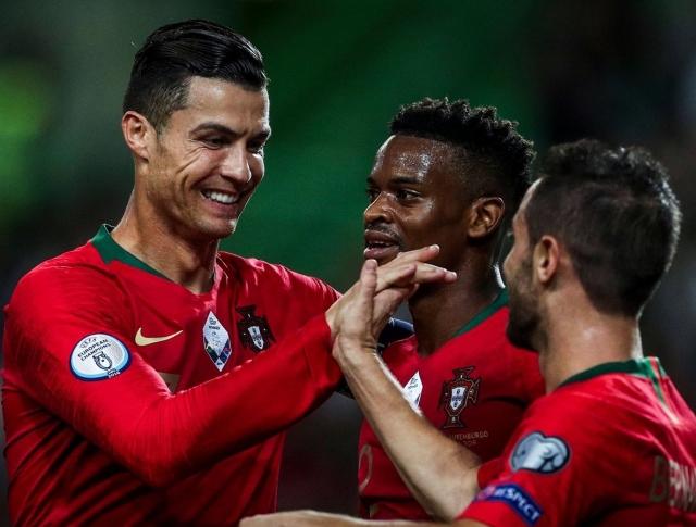Seleccion Portugal 2