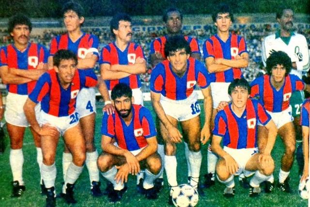 Deportivo Quito 1986