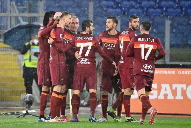 AS Roma 8