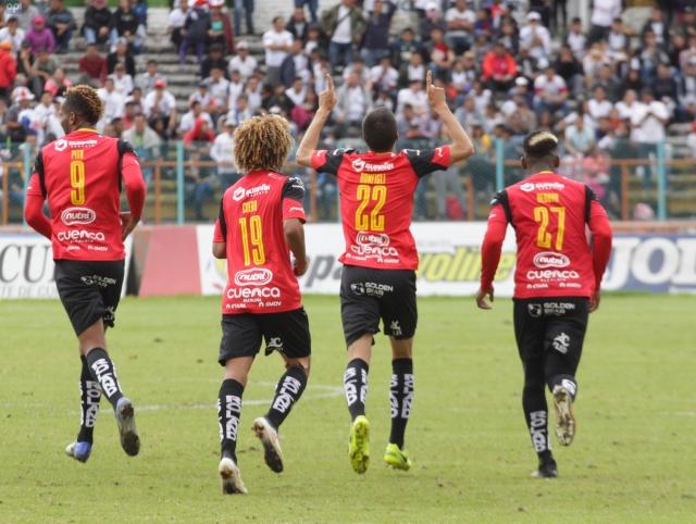 Deportivo Cuenca 32