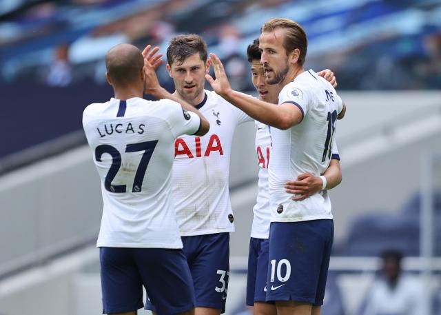 Tottenham 13