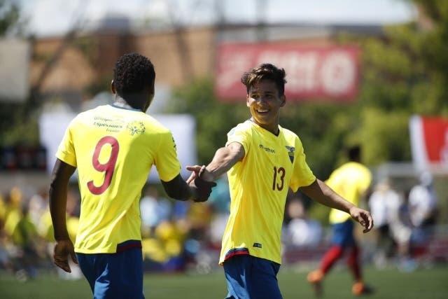 Ecuador Olimpiadas