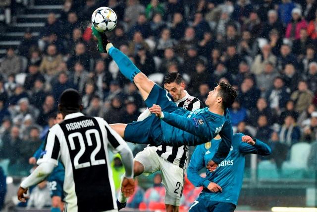 Cristiano Ronaldo 18