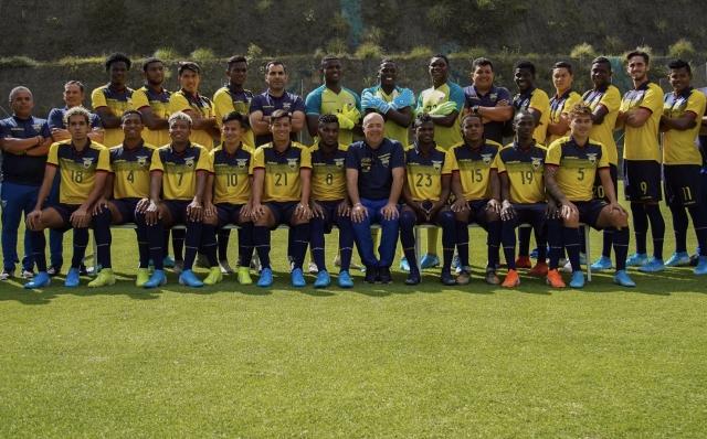 Ecuador Sub 23 3