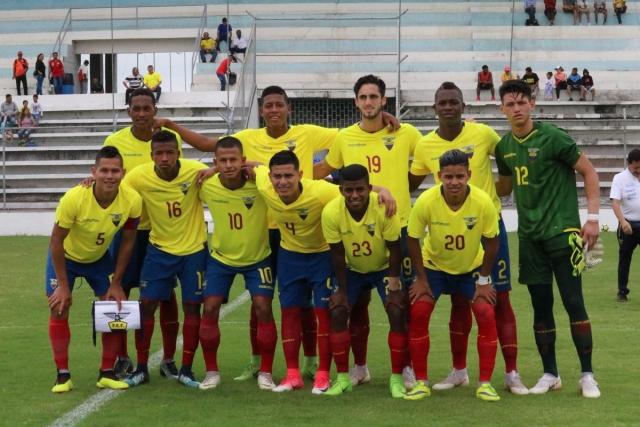 Ecuador sub 20 5