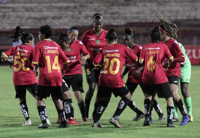 Deportivo Cuenca Femenino 3