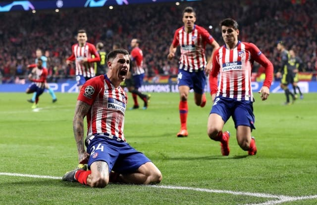 Atletico de Madrid 3
