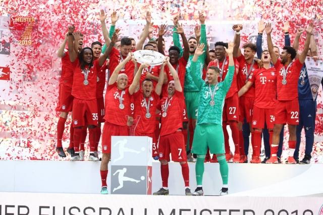 Bayern Munich 17