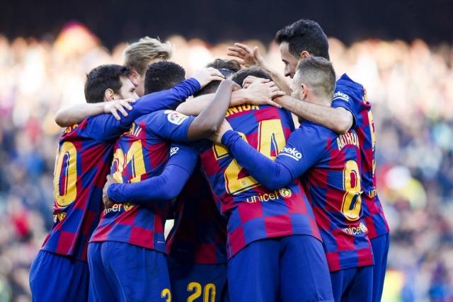 FC Barcelona 5