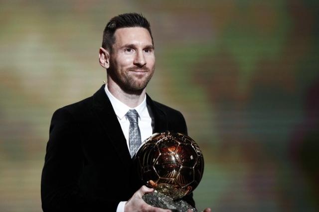 Lionel Messi 17