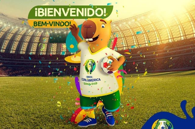 Mascota CA Brasil