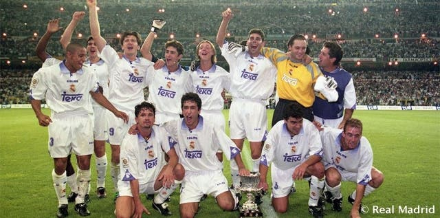Real Madrid 1997