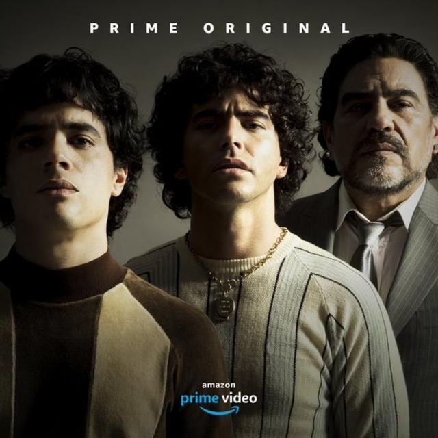 Diego Maradona actores
