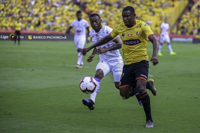Marcos Caicedo 3